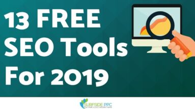 13 Free Search Engine Optimization Tools To Use In - Free SEO Tools I Use Frequently