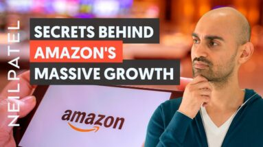 How Did Amazon Get So Big? (The Marketing Secrets Behind Amazon's Growth)
