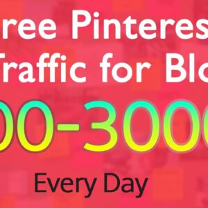 How to Get More Pinterest Traffic to Your Blog in 2020