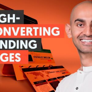 The Anatomy Of A High Converting Landing Page | Conversion Rate Optimization Tips