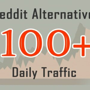 Reddit Alternatives to Get More Traffic for Your Website