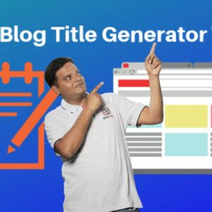 {Title Generator} Generate GREAT titles for articles and blog post | Brandveda | Digital Marketing