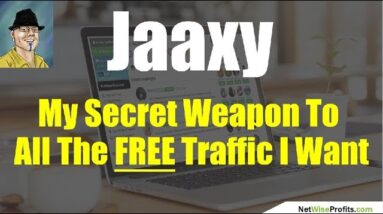 What Is Jaaxy? My Secret Weapon To Unlimited Free Website Traffic