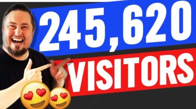 245,620 Visitors: Get Website Traffic in 2021 with Press Release Marketing