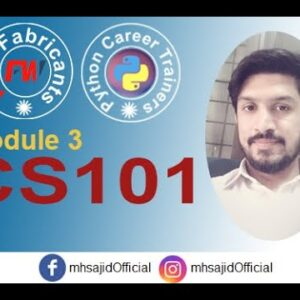 CS 101 Module 3 | Search Engine and Search Techniques | Introduction to computing |  Urdu / Hindi