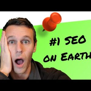 #1 SEO On Earth - James Jernigan - Most Effective Search Engine Optimization Techniques 2021