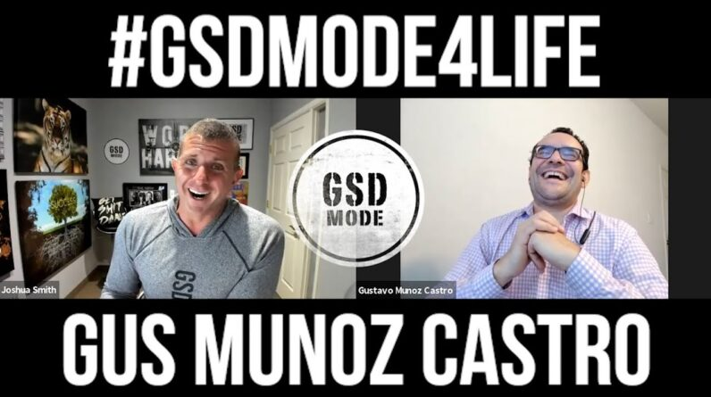 How To Become Great At Lead Follow Up & Convert More Leads | GSD Mode Podcast Interview