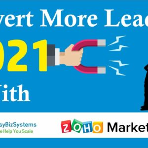 🆕Lead Nurturing to Convert More Leads With Zoho Marketing Hub