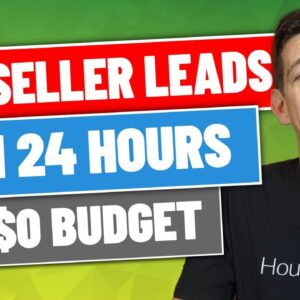 EASY Way to Get Seller Leads in 2021 as a NEW Real Estate Agent