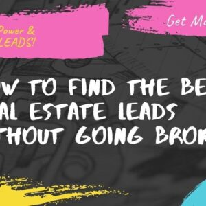 🔥The Best Lead Generation Tools For Real Estate Agents!