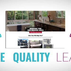 Get Leads for Your Windows & Siding Company