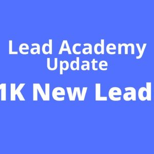 HOW TO GET 1K HOME BASED BUSINESS LEADS (UPDATE 1/29/21)