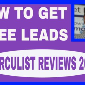 How To Get Free Leads 2021 - Herculist Review Video