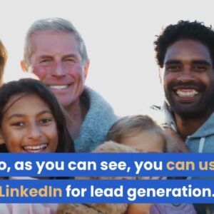 Linkedin as a lead generation tool, using Linkedin for a lead generation tool