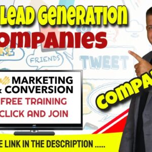 Lead Generation Definition - Top lead Generation Companies