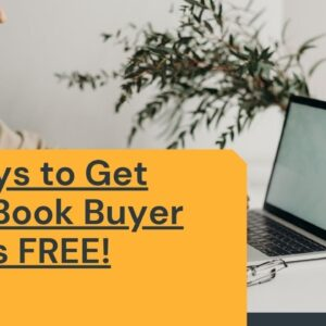 2 Ways to Get FaceBook Buyer Leads FREE!
