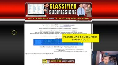 How To Get Leads And Sales Daily In 2021 💵 Classified Submissions Review 🔥 (WICKED AWESOME!)