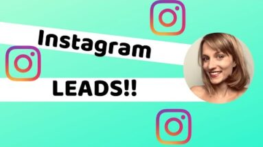 Get leads from Instagram