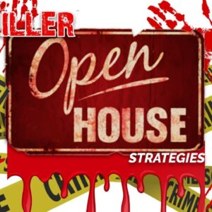 Killer Open House Strategies to Generate more LEADS--including SELLERS!