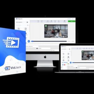 VidJack - GET MORE TRAFFIC, LEADS, & SALES - Robust Drag n Drop Interactive Video Creator!