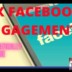 HOW TO 10X YOUR FACEBOOK ENGAGEMENT | GET LEADS SALES ORGANICALLY