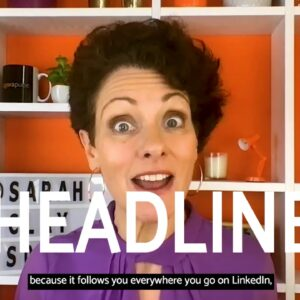 Want to get more leads on LinkedIn? Create a knockout LinkedIn profile to sell yourself at your best