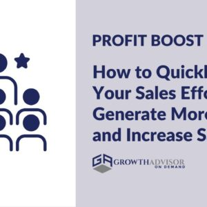 How to Quickly Clone Your Sales Efforts to Generate More Leads and Increase Sales | Profit Boost Tip